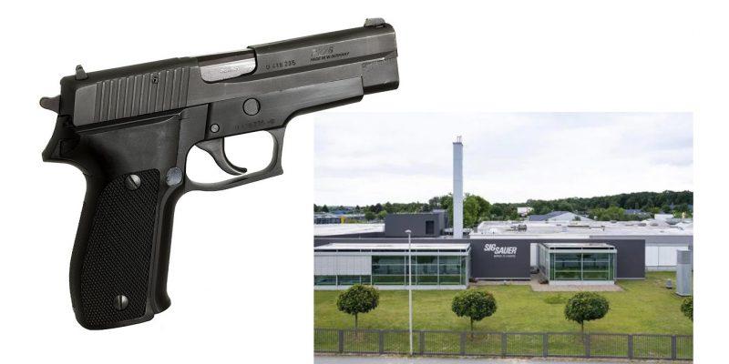 No, SIG Sauer Is Not Bankrupt; Gun Sales Are Booming