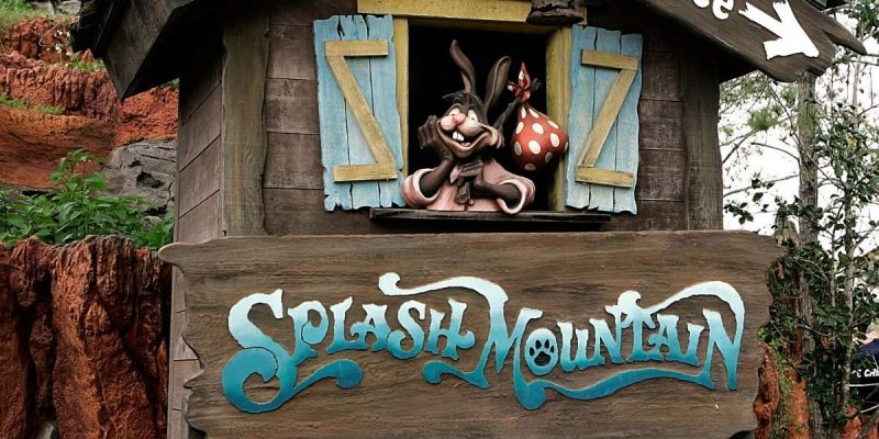 BAYHAM: Disney Cancels Splash Mountain