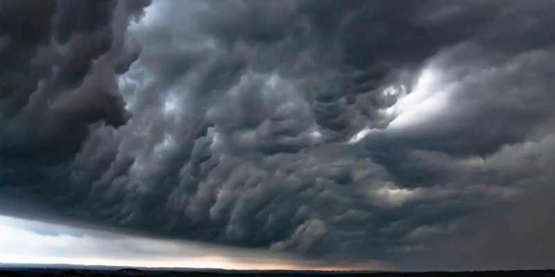 ALEXANDER: There's A Storm Coming In America, But It's Not The One You Think