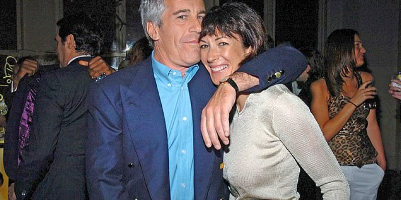 Jeffrey Epstein Associate Ghislaine Maxwell Arrested By Federal Agents