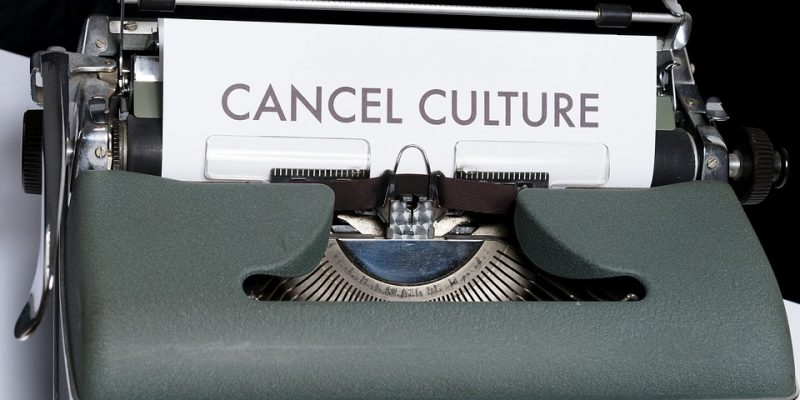ALEXANDER: Reflections On The Cancel Culture