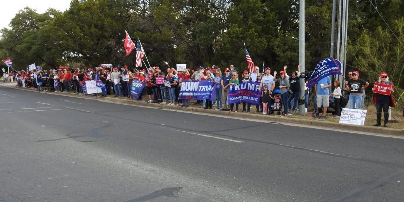 Solution: Re-Brand Embattled In-Person Texas GOP Convention As 'Freedom Protest'