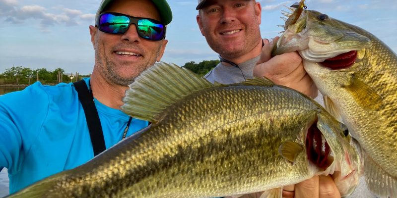 MARSH MAN MASSON: Fish STACK UP In This Deep-Water Area!