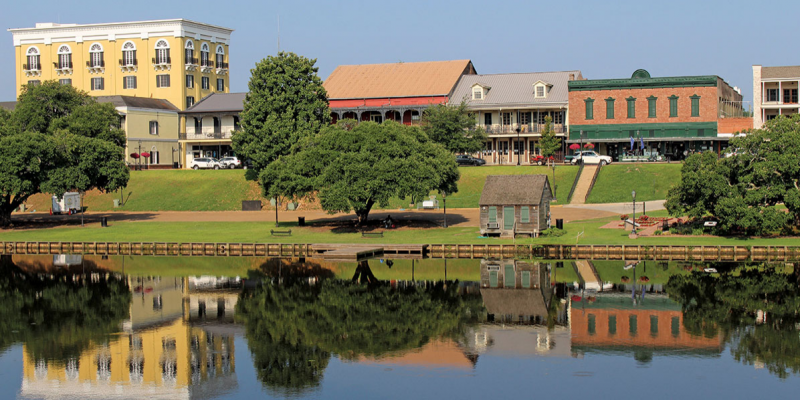 Natchitoches ranks the poorest of Louisiana towns, study finds