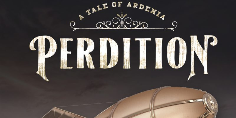 PERDITION: Guess Who's Got A New Book Out!