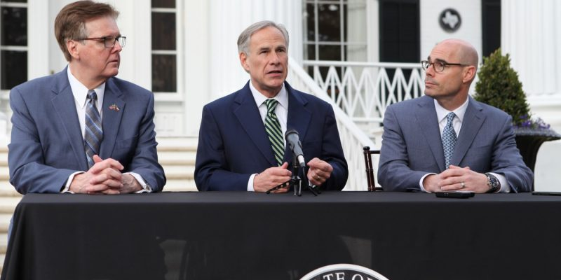 You De-fund Police, We Freeze Your Tax Revenue: Big 3 Roll Out Proposal For Texas Legislature