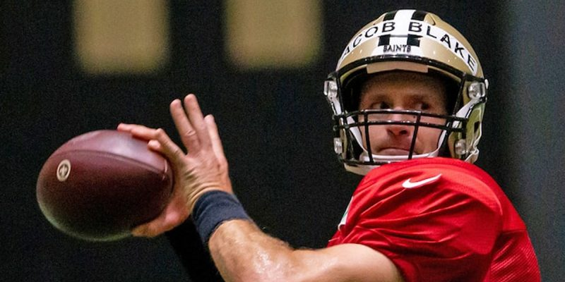 Drew Brees Should Have Quit When His Team Abandoned Him