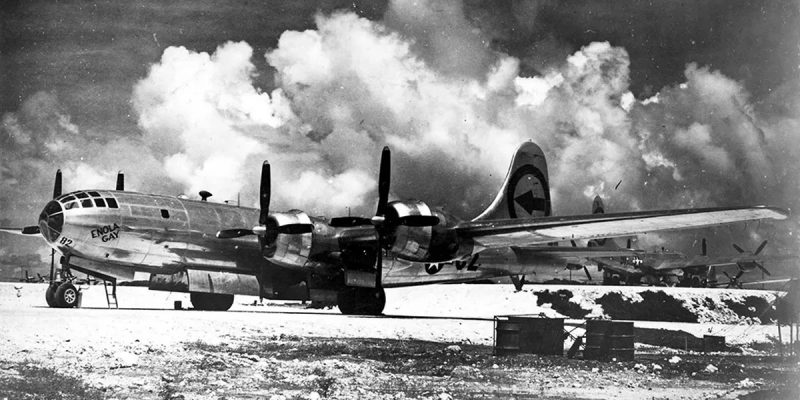 Today Isn't Quite The Anniversary Of The Atomic Bomb's Debut, But…