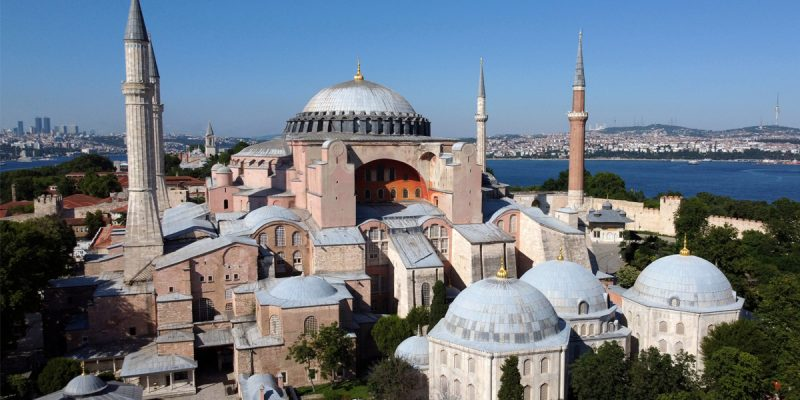 HOLTON: Hagia Sophia Turning Into A Mosque Is Hardly Unique
