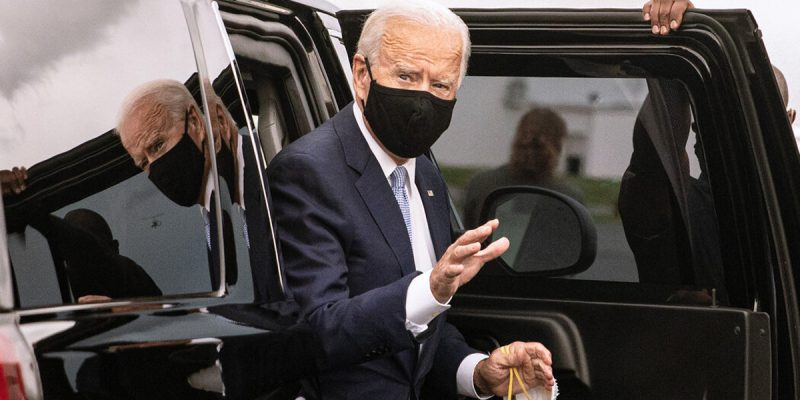 VIDEO: Biden Might Be Better Off Back In The Basement After All