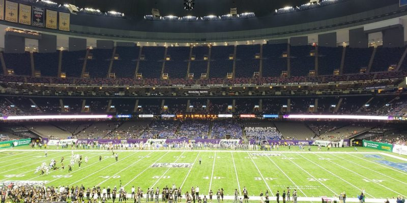BAYHAM: Game Day In Baton Rouge, Lame Day In NOLA