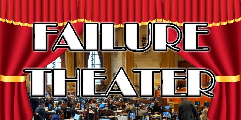 FAILURE THEATER UPDATE: The Competing Theories Abound