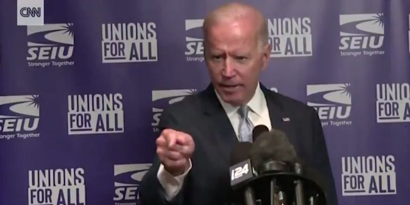 APPEL: What Are You Prepared To Pay For Your Joe Biden Vote?