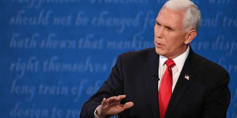 BAYHAM: Pence Goes Beast Mode in Veep Debate