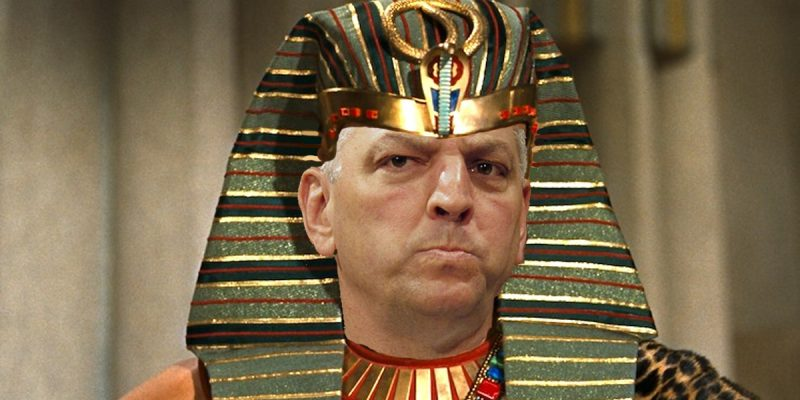 SADOW: John Bel Edwards' Problematic Pharaonic Pandemic Approach