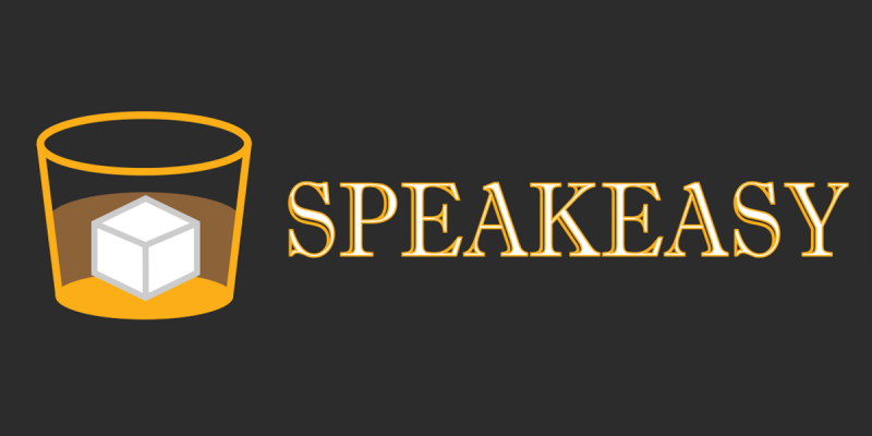 Introducing Our New Mobile App The Speakeasy, Which You Should Join Now