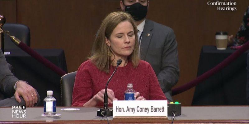 VIDEO: John Kennedy Questions Amy Barrett