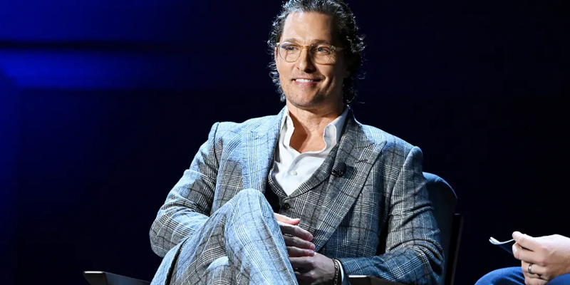 McConaughey for Texas Guv? Think Twice Before Saying 'Alright, Alright, Alright!'