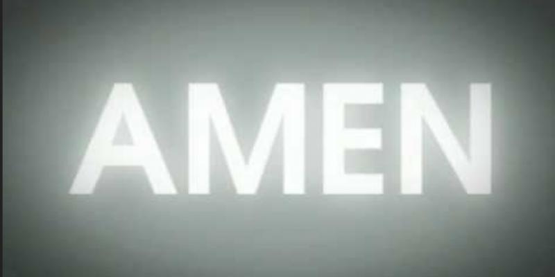 """""""Amen"""" censored by social media [video]"""
