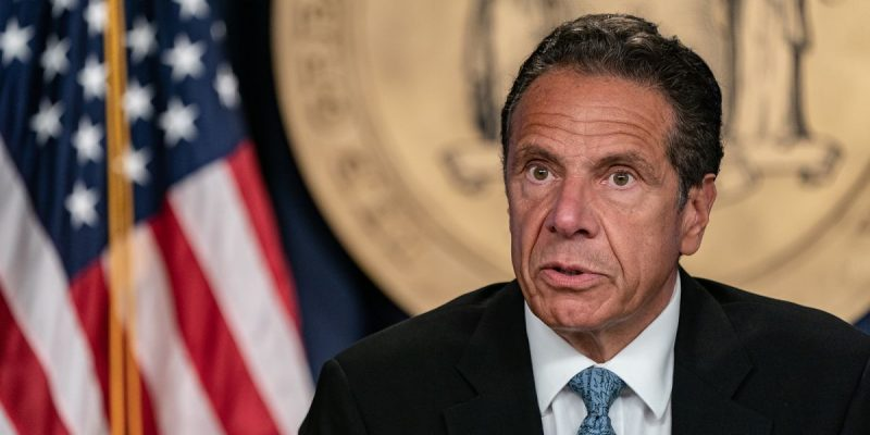 CROUERE: Andrew Cuomo Is Ringside Politics' Turkey Of The Year