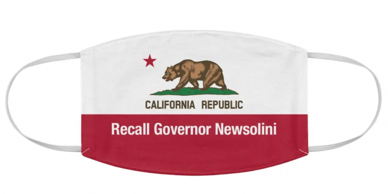 California's Newsolini handed a big loss Monday after federal judge rules election order unconstitution