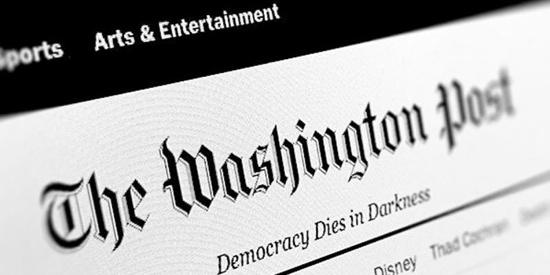 It's Really Amazing How Bad The Washington Post's Lies Are