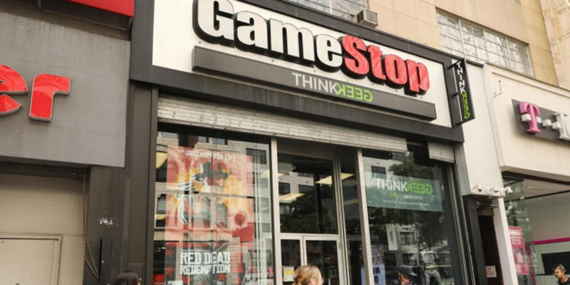 The GameStop Stock Rally Is The Future, And America's Elites Are Terrified