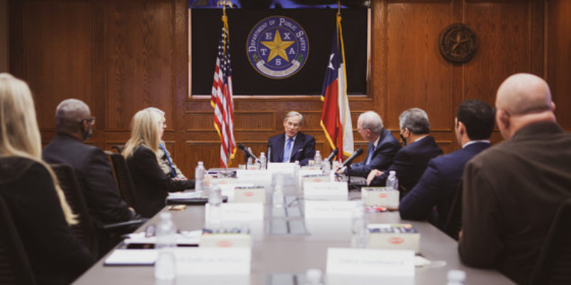 Gov. Abbott to Texas cities: Fulfill duty to keep residents safe or lose access to state tax revenue