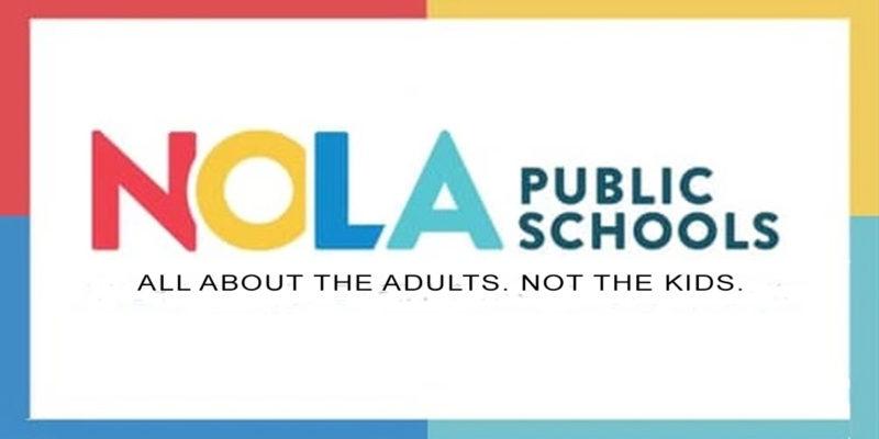 SADOW: NOLA Schools Stuck On Stupid With Closure