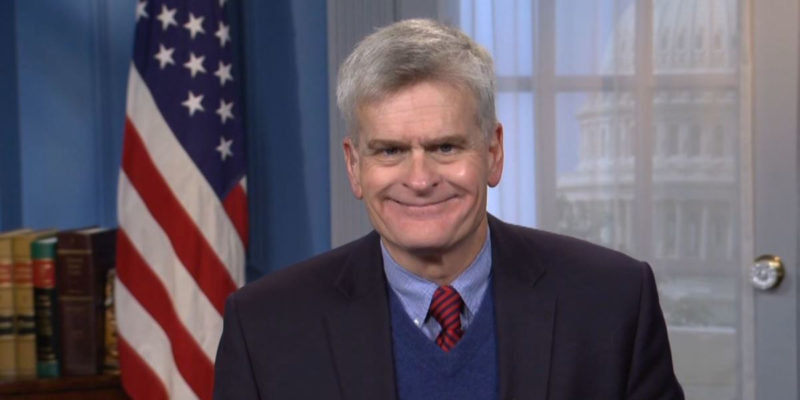 Bill Cassidy And Those Advising Him Have Become Very Tiresome