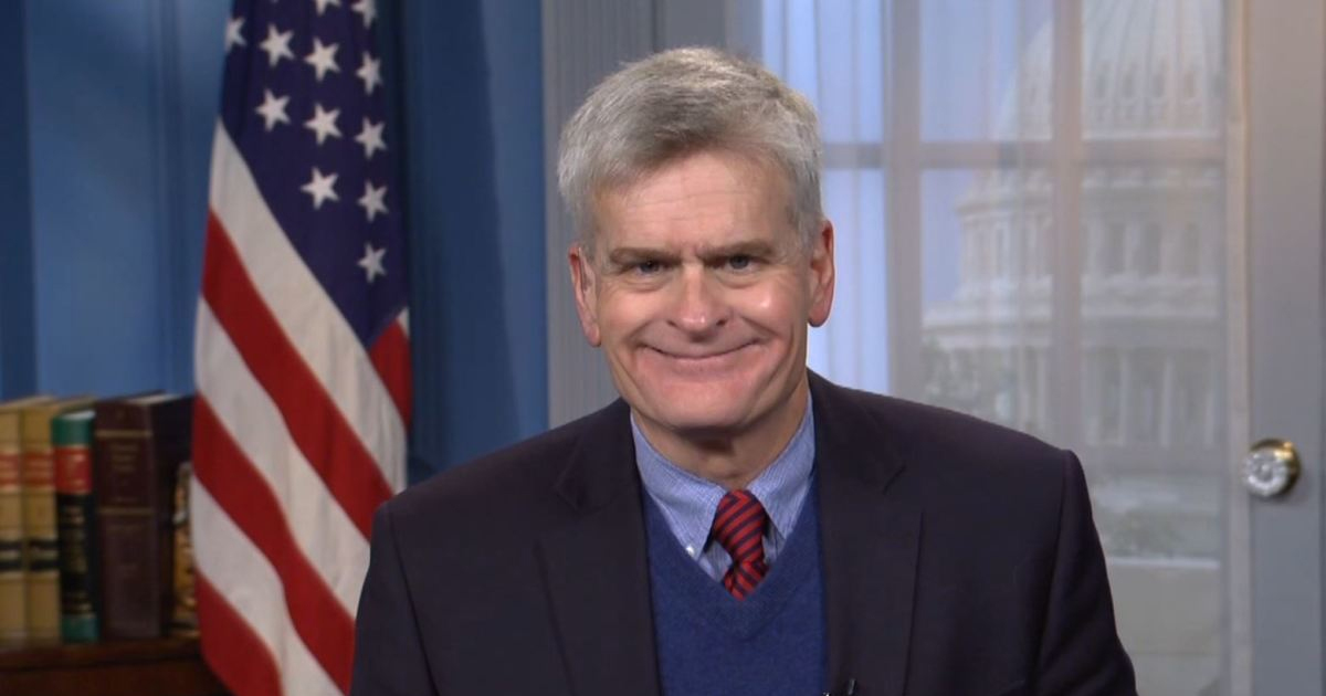 """Bill Cassidy's """"Reopen The Schools"""" Failure Theater"""