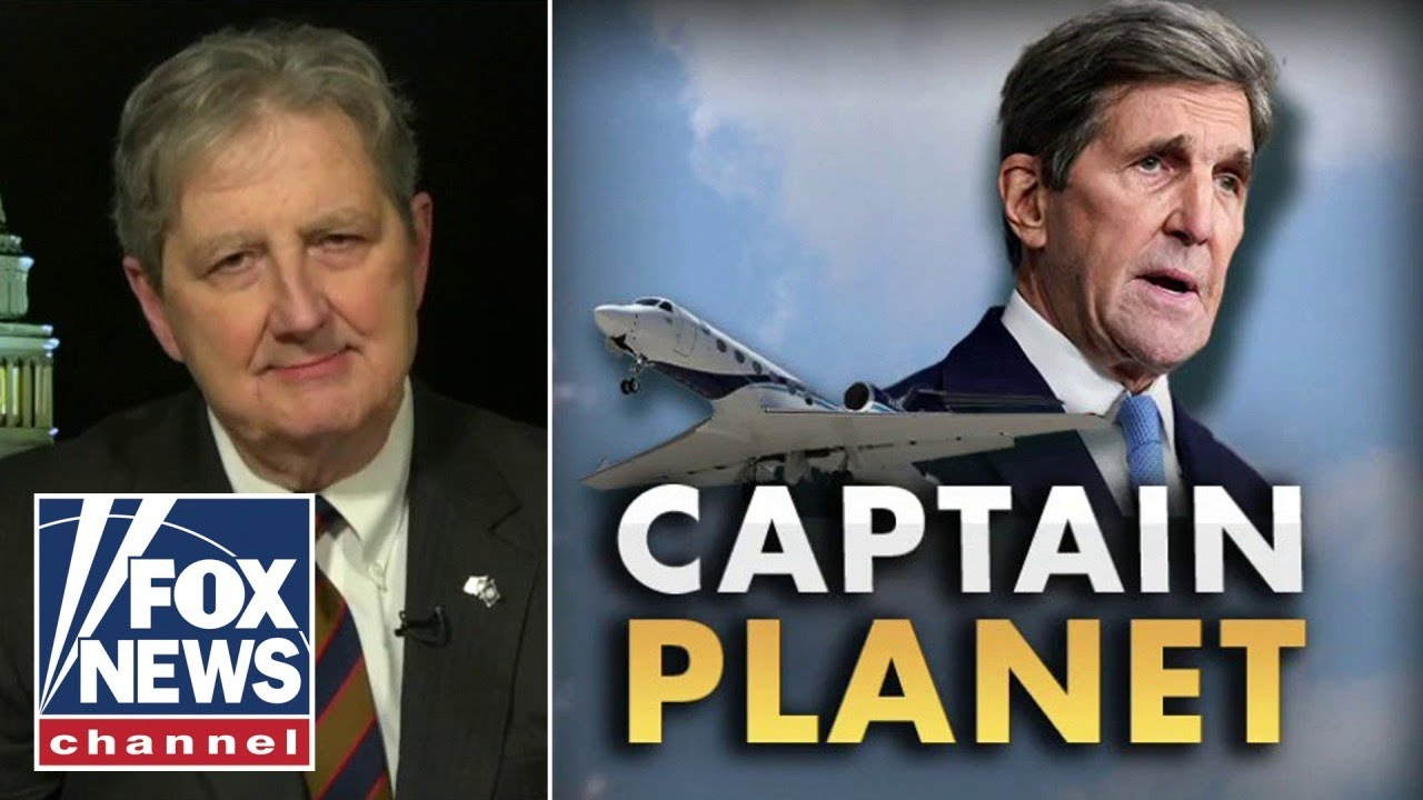 VIDEO: Kennedy Has Very Little Use For John Kerry And His Private Plane