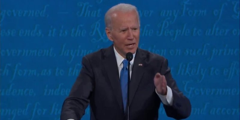 VIDEO: On Abandoning Fossil Fuels…You First, Biden