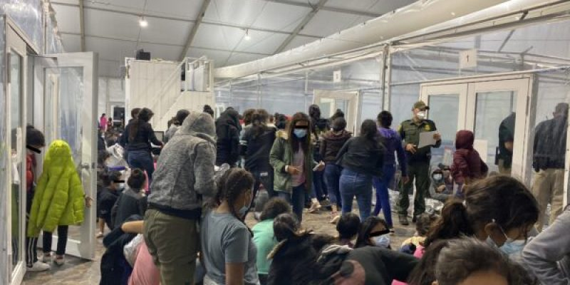 CBP: 172,000 illegal immigrant crossings in March, situation 'horrific to see'