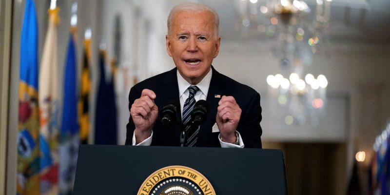 GARLINGTON: The Crescent And The Cross In The Biden White House