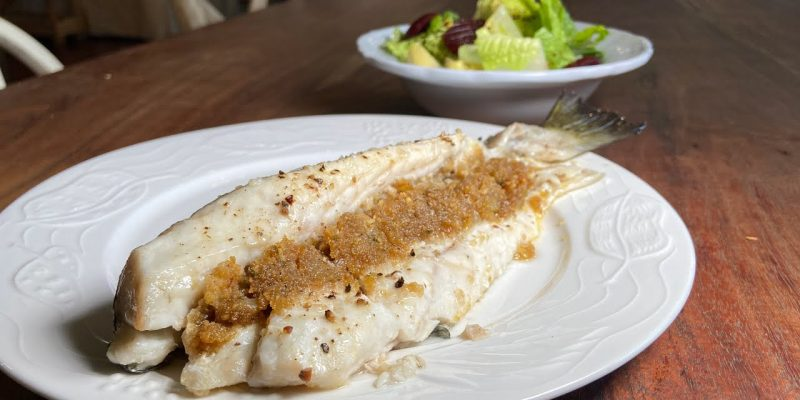 MARSH MAN MASSON: You've Never Cooked Trout This Way, But You Will Now