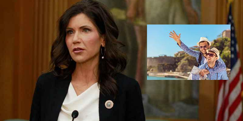 Gay Tourism, Kristi Noem, And The Bigotry Of 'Business Conservatism'