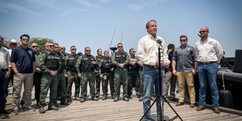 Texas AG to Biden: Follow the law on immigration