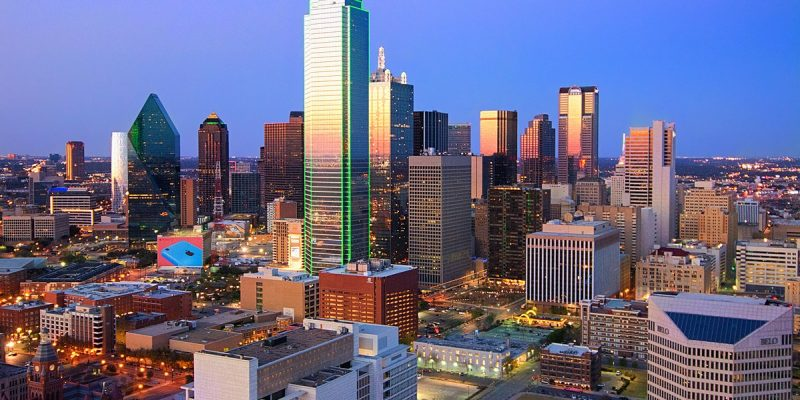 Texas cities with most billionaires