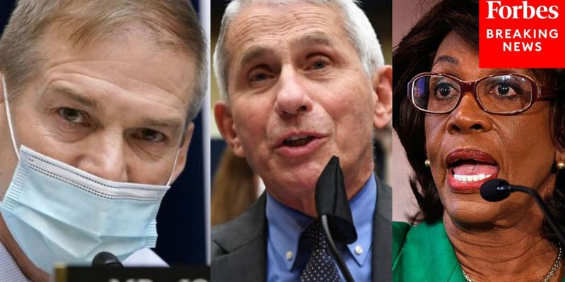 Fauci Has Members Of Congress Challenging Him, And That's Good
