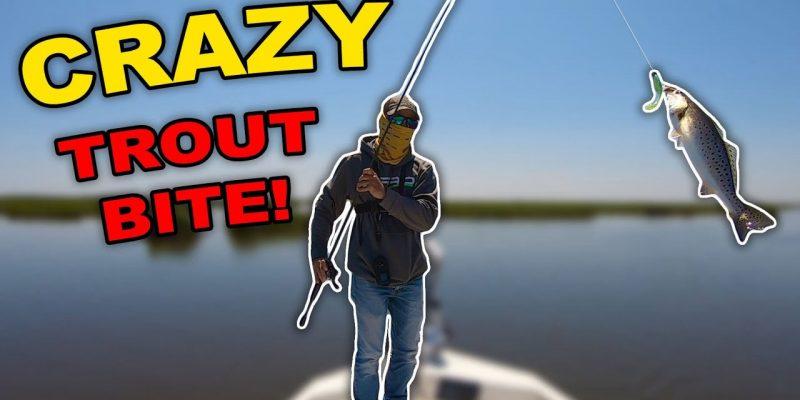 MARSH MAN MASSON: Super Jacked For This Fishing Trip!