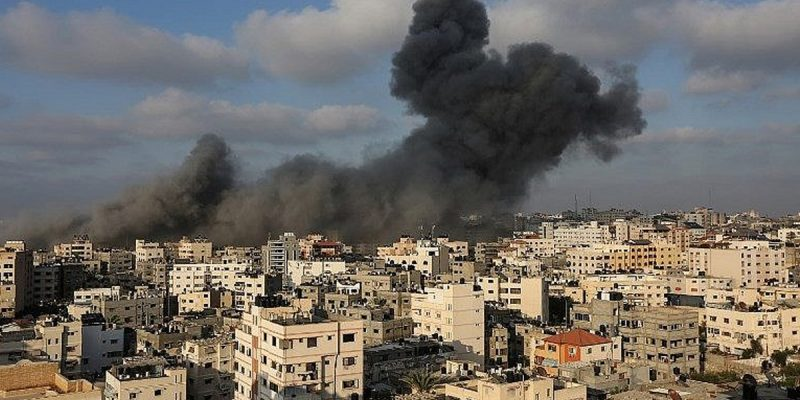 HOLTON: Hamas And The Fresh Round Of Rocket Attacks On Israel