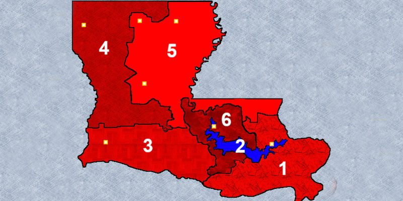 ALEXANDER: Get Pumped! Louisiana Didn't Lose A House Seat!