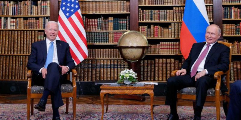CROUERE: Much Ado About Nothing At The Putin-Biden Summit
