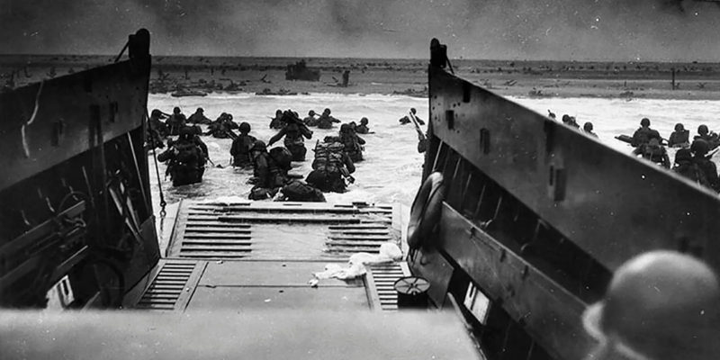 BAYHAM: D-Day Is A Perplexing Anniversary For The Woke