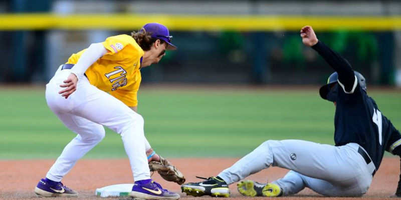 LSU Is Headed For A Super Regional, And It's Just…