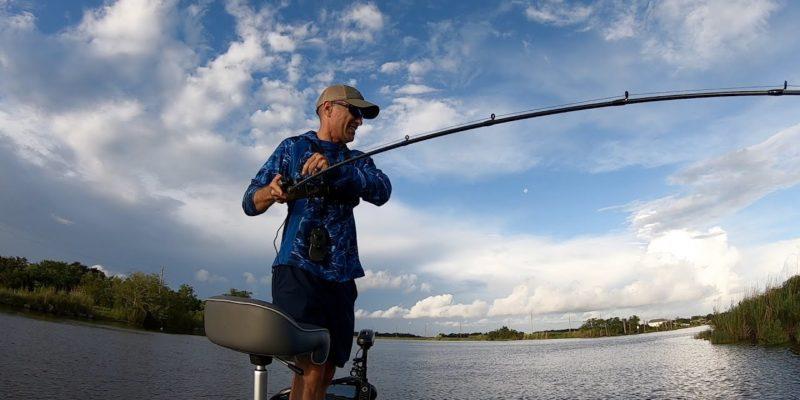 MARSH MAN MASSON: FAST Fishing On Hard-Plastics!