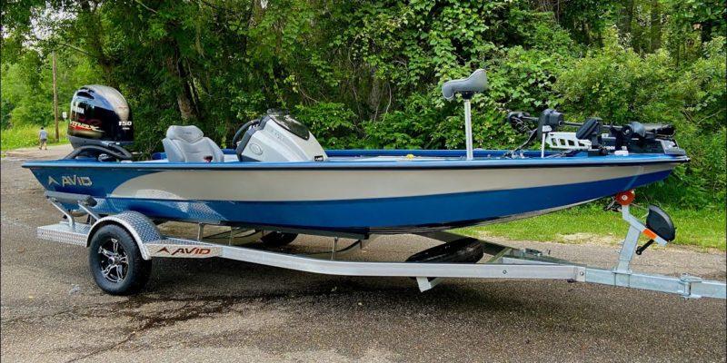 MARSH MAN MASSON: Walk-Through Of My New Avid 19XB — I LOVE This Boat!