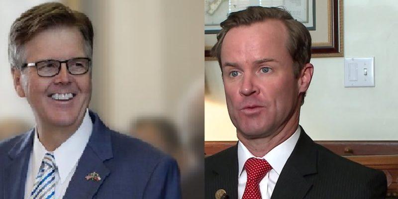 Lt. Gov. Patrick Calls Out Texas House Speaker Phelan For Slow-Walking Conservative Legislation To Death