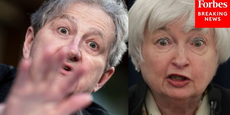 VIDEO: Kennedy vs. Yellen On Inflation